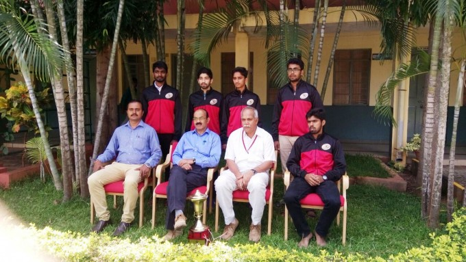 VTU MYSURU ZONAL SHUTTLE BADMINTON TOURNAMENT 2017 - WINNERS