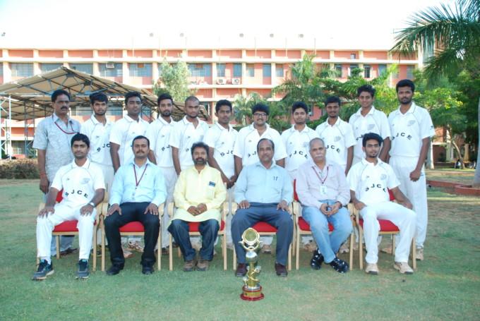 VTU Mysuru Zone Cricket Winners 2016-17